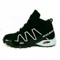 harga Tfq Sepatu Gunung Premium Pria Salomon Tracking Hiking Boots Import K Tokopedia.com