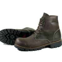harga Vfg Sepatu Underground Metal Safety Boots Premium Safety Full Up Kuli Tokopedia.com