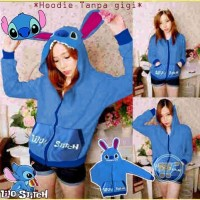 harga Wvn9 Jaket Stitch Simply Cute Ears Sweater Mantel Cewe Cowo Couple Ha Tokopedia.com