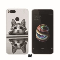 harga Terbaru Case Xiaomi Mi A1 Sillicone Case Painting Cartoon Back Cover   Tokopedia.com
