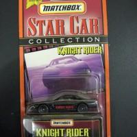 Diecast 1:64 matchbox knight rider KITT