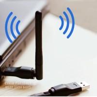 Wifi Dongle Untuk Receiver Parabola Dan Komputer