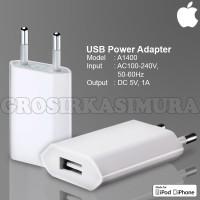 harga Adaptor Kepala Charger Iphone 5 5s 6 6s + Ipod Ipad Mini 5 Mr0247 Tokopedia.com