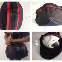 harga Wcn9 Cover Helm Premium Funcover V2 Jas Hujan Tas Helm Waterproof Sli Tokopedia.com