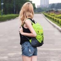 harga Wcn9 Tas Mini Lipat Dompet Backpack Ransel Sepeda Gunung Outdoor Jala Tokopedia.com