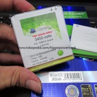 Zeus Hippo Baterai Samsung Galaxy Grand 2 Duos Grand Ke2 G7102 3450ma