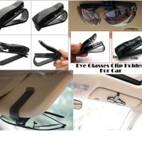 Harga interior multifunctional sunglasses visor clip klip mobil penjepit | antitipu.com
