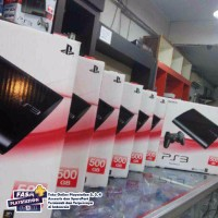 BEST SELLER PS3 SS OFW Superslim Super Slim 160gb Full Game CFW Terl