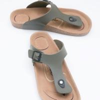 harga Sandal Pria Men Carvil Sandal Falkland-01 M Olive Tokopedia.com