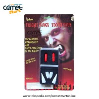 harga Vampire Teeth 4 Pcs. Gigi Drakula, Zombie, Taring, Props Halloween Tokopedia.com