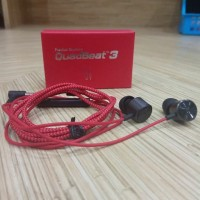 Handsfree Earphone Headset LG G4 Quadbeat 3 HSS-F630 Original ORI RED