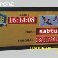 JAM DIGITAL BESAR LENGKAP