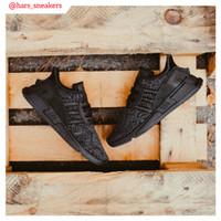 Sepatu Adidas Eqt Adv Cushion Triple Black Premium Quality