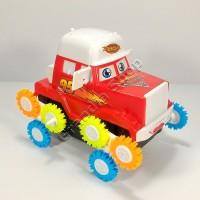 Mobil Jungkir Balik Tip Lorry 12 Roda Bonus Baterai