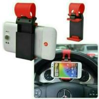 harga Promo Gantungan Hp Di Setir Mobil Car Steering Wheel Holder Lazypod  Tokopedia.com