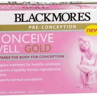 Blackmores Conceive Well Gold TerMurah