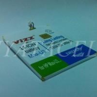 Baterai Vizz Smartfren Andromax U3 2400mah - Double Power Batr