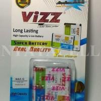 Freeongkir! Baterai Vizz Smartfren Andromax C3si C2s C2 New 2300mah -