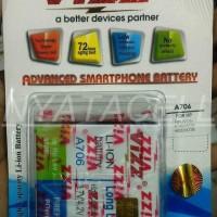 Limitted Baterai Vizz Lenovo Bl209 Bl-209 A706 A516 2800mah - Double