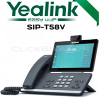 Yealink  SIP-T58V Smart IP Video Phone