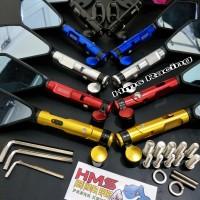 Spion Tomok Full Aluminium Yamaha Nmax, Vario 150/125, Cbr 150, Cbr250
