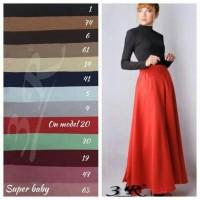 Celana Panjang Wanita 3R Kulot Payung - Cullote Super Baby Import  93.