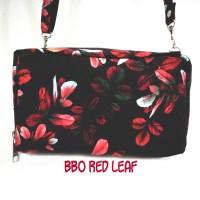 harga Sling Bbo Red Leaf Bank Book Organizer Shabby Chic Motif Bunga Tokopedia.com