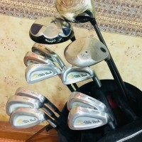harga Stick Golf Full Set Bag Woods Irons Tokopedia.com