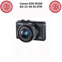 Kamera Canon EOS M100 Kit + M15-45mm ; Camera Mirrorless M100 Kit 24MP