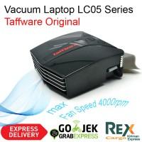 Taff Laptop Vacuum Kipas Pendingin Laptop Cooler - LC05 - Black