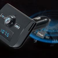 harga Bluetooth Car Mp3 Player Fm Transmitter Xk-760 - Olb1672 Tokopedia.com