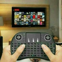 Rechargeable Mini Wireless Keyboard For Android Tv Box mini i8