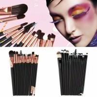 Set alat kuas rias wajah eyeshadow makeup brush make up import