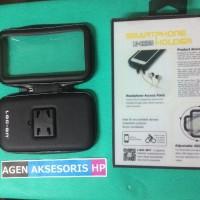 harga Garansi Holder Motor Hp Anti Basah Log-on Mount Handphone Waterproof   Tokopedia.com