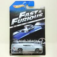 Hot Wheels 70 Chevelle SS Fast & Furious Diecast Muscle Car