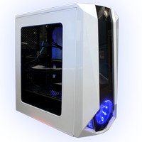 Sades Gaming PC Case - LEVIATHANT CASING KOMPUTER