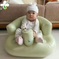 INFLATABLE BABY CHAIR - KURSI KARET ANGIN BAYI - BANGKU MAKAN TIUP