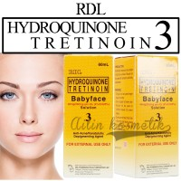 harga Rdl Hydroquinone Tretinoin Babyface Solution 3 Anti Acne - Toner Rdl Tokopedia.com