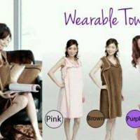 harga Wearable Baju Handuk Multifungsi Tokopedia.com