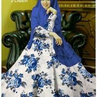 Syari Marissa Busana Muslim Modern Gamis Syar i Kekinian