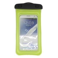 harga Waterproof Bag For Smartphone 4.7 - 5.5 Inch - Abs180-105-kuning Tokopedia.com