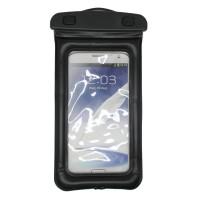 harga Waterproof Bag For Smartphone 4.7 - 5.5 Inch - Abs180-105-hitam Tokopedia.com