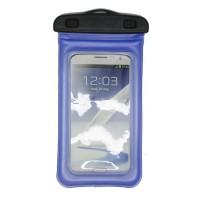 harga Waterproof Bag For Smartphone 4.7 - 5.5 Inch - Abs180-105-pacific Blue Tokopedia.com