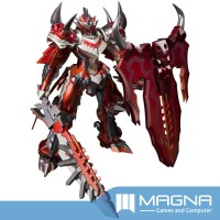Bandai Chogokin Monster Hunter G Class Transformation Liolaeus