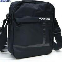 harga Tas Selempang Adidas Classic Black And Nike Clasik Black Tokopedia.com
