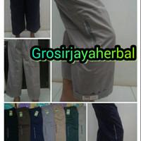 celana sirwal  list / pangsi / murah berkualitas