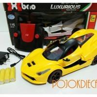 Mainan RC Mobil Remote LUXURIOUS Skala 1:16 Remot Control