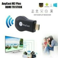 ANYCAST M2 PLUS MINI WIFI DISPLAY TV DOGLE RECEIVER 1080p SMARTPHONE