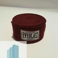 Best Seller Handwraps Everlast Merah Maroon Red Maroon boxing muaythai
