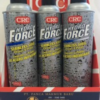 CRC 14424 HYDROFORCE STAINLESS STEEL CLEANER AND POLISH, Stock Jakata